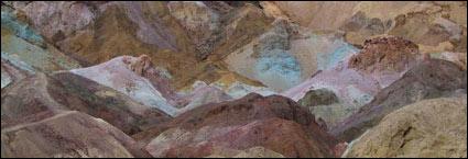 """Death Valley - """"la tavolozza dell'artista"""""""
